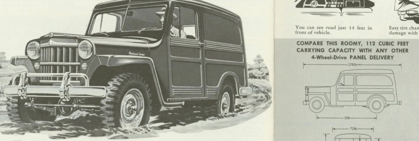 Kaiser Willys Catalog Now Available
