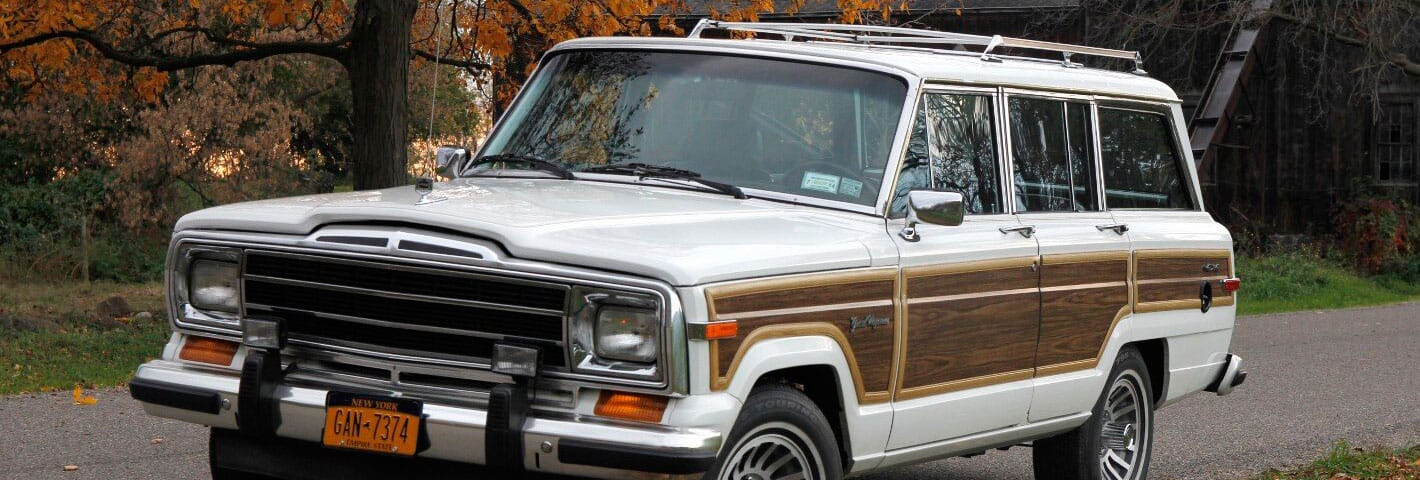 The Jeep Wagoneer: A History Maker